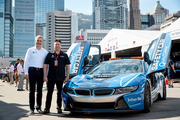 """JENS MARQUARDT AND MICHAEL ANDRETTI– """"WE COMPLEMENT EACH OTHER VERY WELL"""