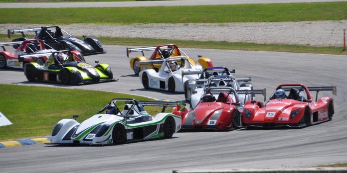 Radical Sportscars Teams With Pirelli World Challenge