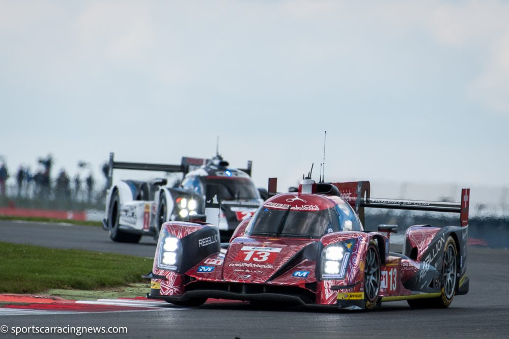 REBELLION RACING TO BE IN THE LMP1 CATEGORY FOR THE 2018 FIA WEC SEASON