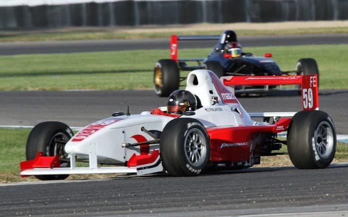 SCCA Adds Formula Enterprises 2 Class