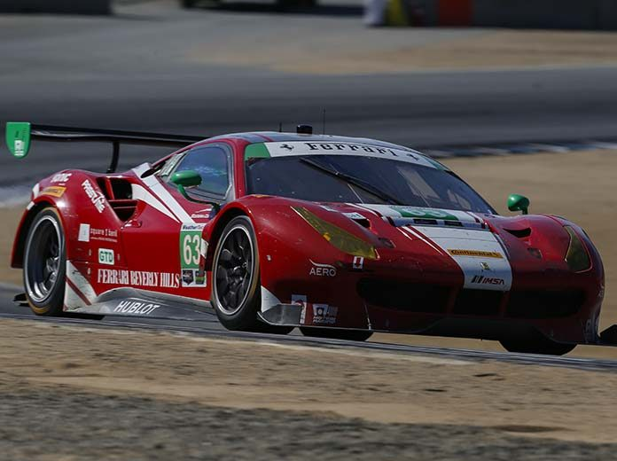 Scuderia Corsa Fielding Second Ferrari For NAEC