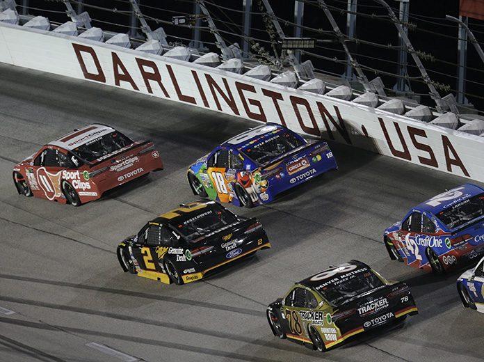 Seven Decades Of NASCAR To Be Honored At Darlington