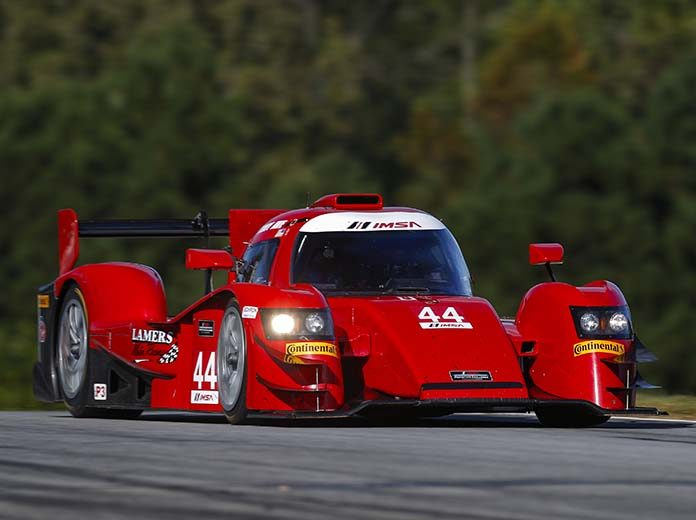 Tony Ave Looking Ahead To New IMSA Season