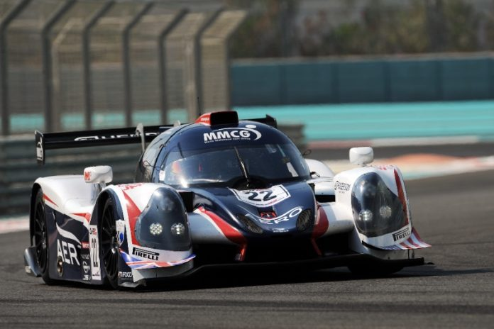 Yoluc Completes Gulf 12 Hours Lineup For United Autosports