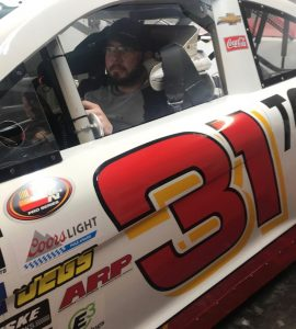 Zacharias To Make K&N East Debut At New Smyrna