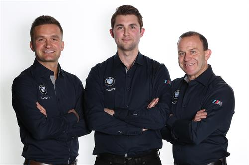 TEAM BMW TO DEFEND BTCC TITLES WITH TURKINGTON & COLLARD