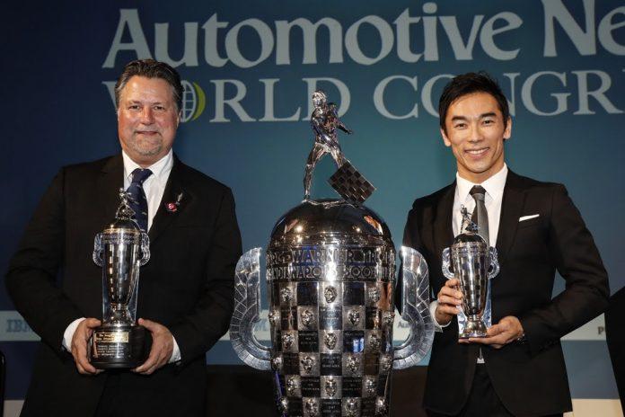 Andretti & Sato Receive Baby Borgs