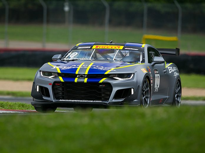 Aschenbach Returning To Defend PWC GTS Title