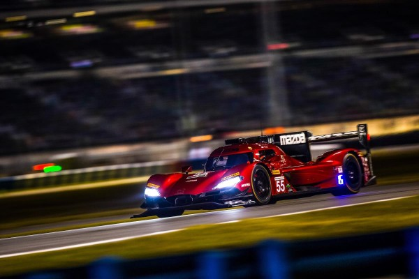 BRITISH SPORTS CAR RACING STARS READY FOR DAYTONA 24 HOURS WITH MAZDA TEAM JOEST