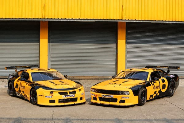 'BUMBLEBEE' CHALLENGER TA2 REFLECTS SUPPORT SERVICES B-QUIK RACING WILL PROVIDE FOR TA2 THAILAND