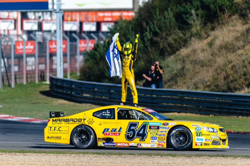 Champion's Profile: Alon Day Gets To The Top