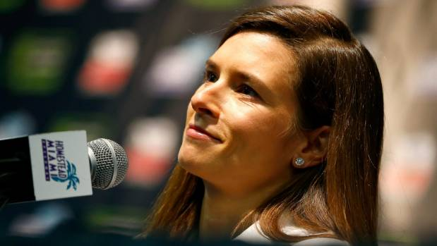 Danica Patrick finds love away from track with NFL star Aaron Rodgers