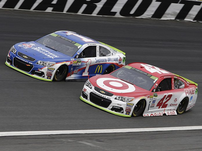 DC Solar Moves To Cup With Larson & McMurray