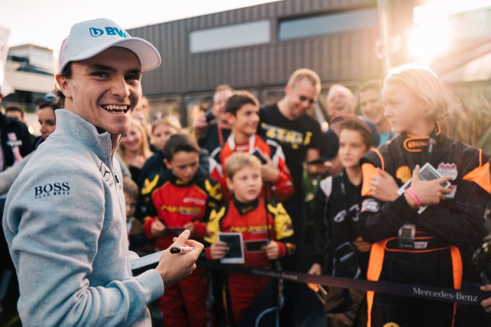 DTM: The man behind the racing driver: Lucas – Part 1