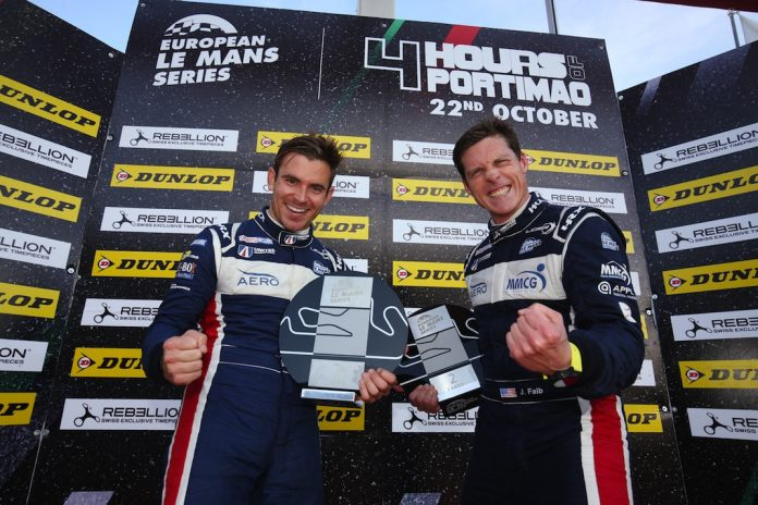 Falb & Rayhall Return To United Autosports