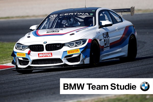 FIRST JAPANESE BLANCPAIN GT SERIES ASIA FULL-SEASON ENTRY: BMW TEAM STUDIE CONFIRM TWO M4 GT4s