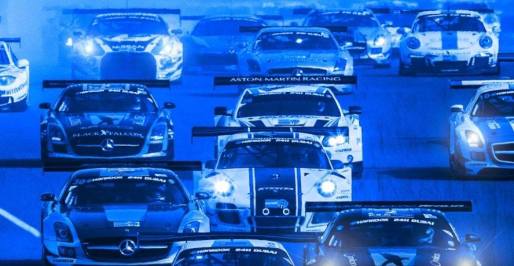 Hankook 3x3H Dubai 2018 Race 3
