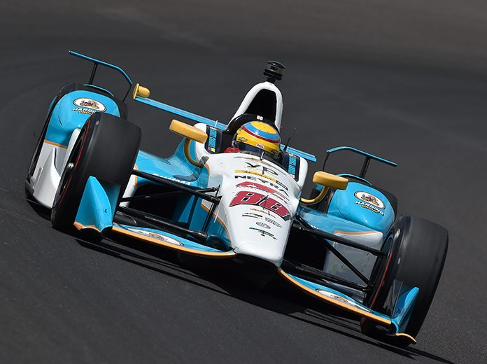 Harding Racing & Chaves Going Full-Time With IndyCar