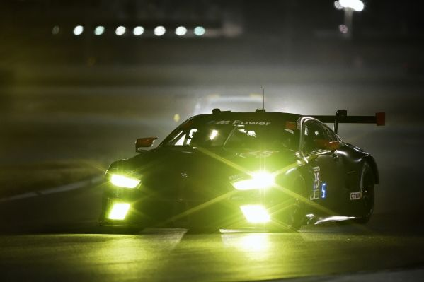 INNOVATIVE AND INSPIRING: THE LIGHT TECHNOLOGY ON THE NEW BMW M8 GTE