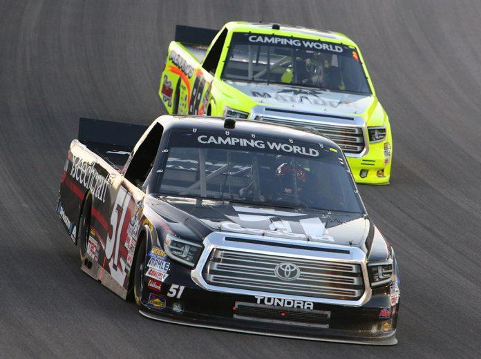 KBM Adds Jones, Davis & Herbst To Truck Roster