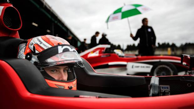 Marcus Armstrong handily placed in Toyota Series before Invercargill round