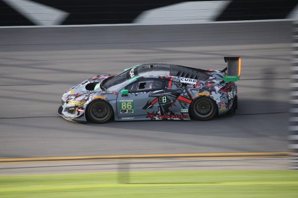 MICHAEL SHANK RACING AT THE ROLEX 24 PREVIEW