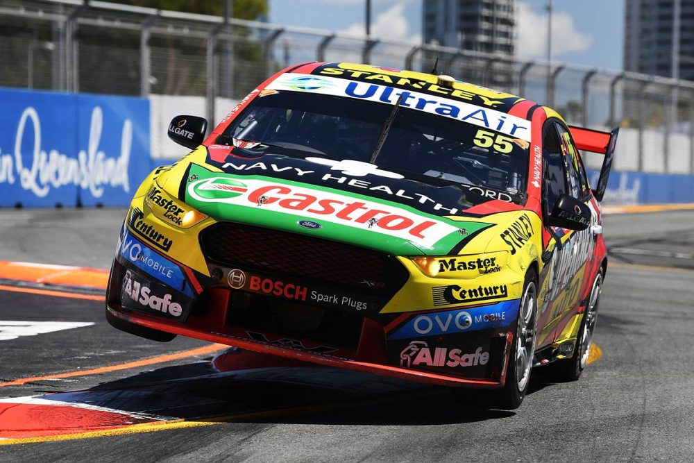 Motorsport: Chaz Mostert signs new Supercars deal