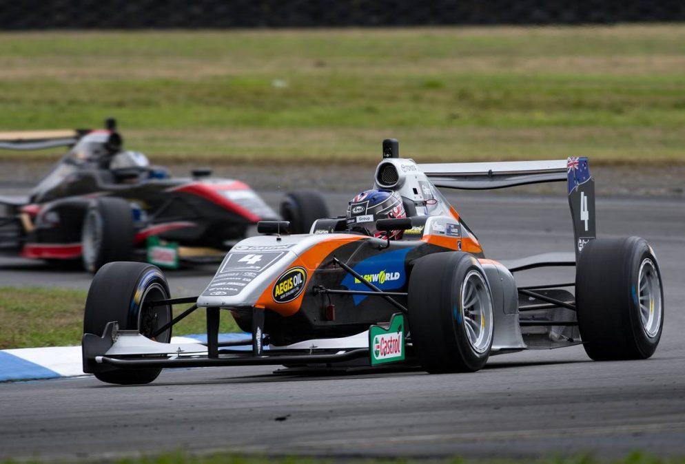 Motorsport: Reid Harker relishes Toyota Racing Series homecoming