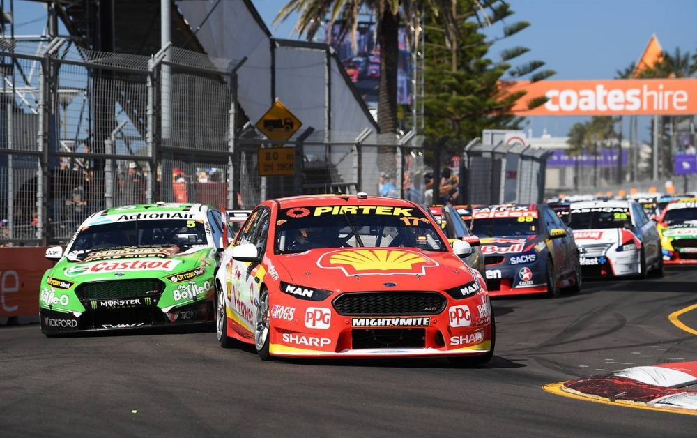 Supercars field set with five rookies