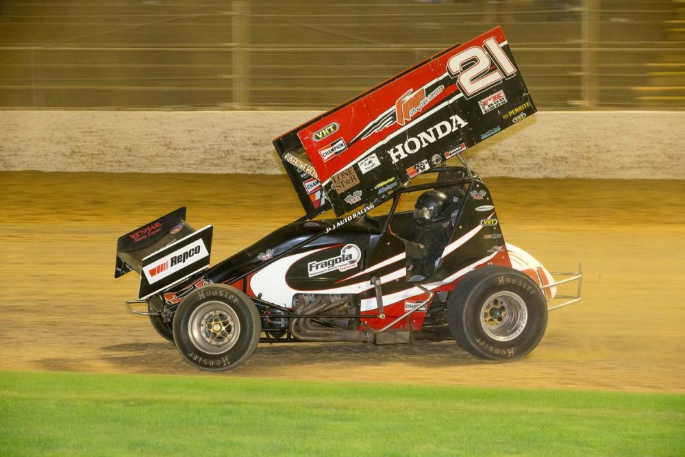 Motorsport: Veteran racer proves popular NZ Sprint Car Championship winner