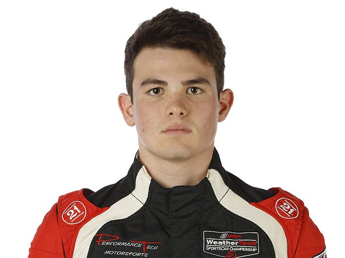 Pato O'Ward Joins Andretti Indy Lights Roster