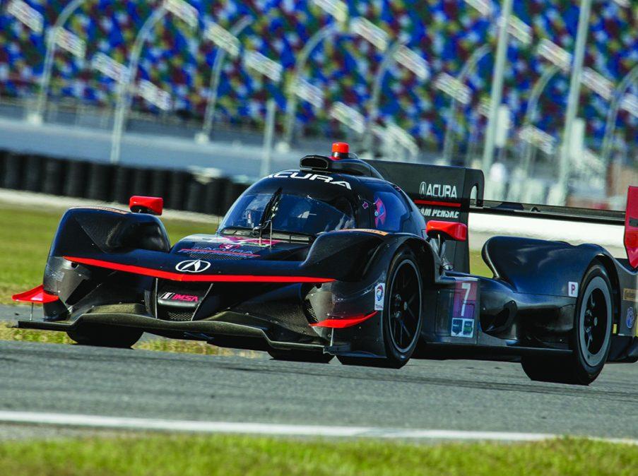 Penske & Acura Form Super Team