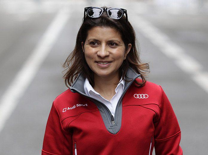 Race Engineer Leena Gade Joins Schmidt Peterson