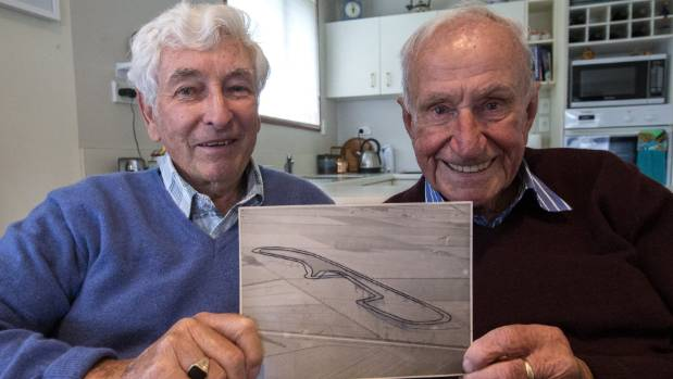 Rear view mirror look at Timaru's Levels Raceway as it celebrates 50 years