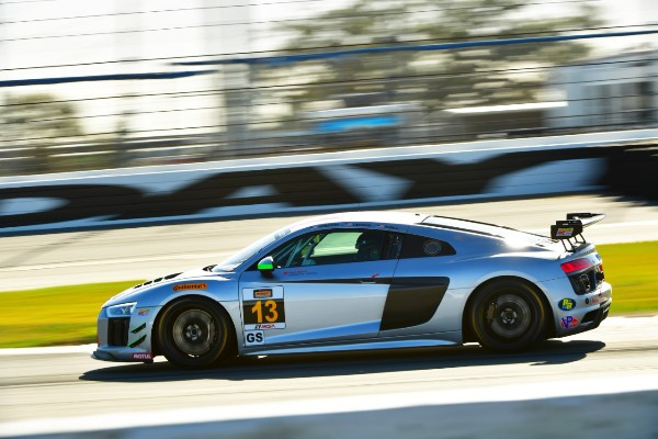 RHC-LAWRENCE/STROM JOINS GMG FOR CONTINENTAL TIRE SPORTS CAR CHALLENGE ENTRIES AT DAYTONA