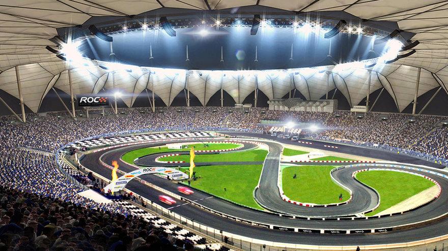roc 2018 race track