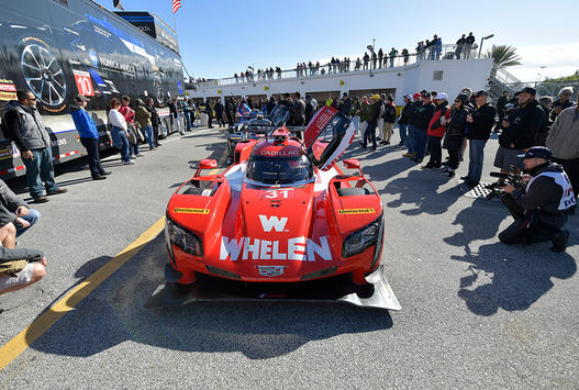 Rolex 24 At Daytona Field Includes Drivers From 25 Countries And Six Continents
