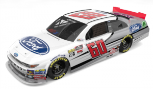 Roush Fenway Debuts Xfinity No. 60 Paint Scheme