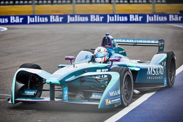 SPENGLER AND ERIKSSON AT FORMULA E ROOKIE TEST IN MARRAKESH
