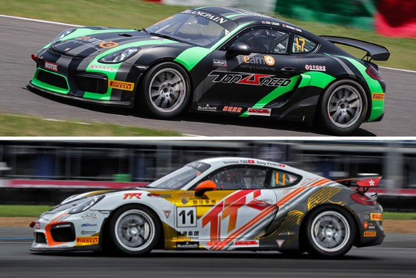 TAIWAN TOP SPEED AND TTR TEAM SARD COMMIT TO BLANCPAIN GT SERIES ASIA GT4 CLASS WITH PORSCHE