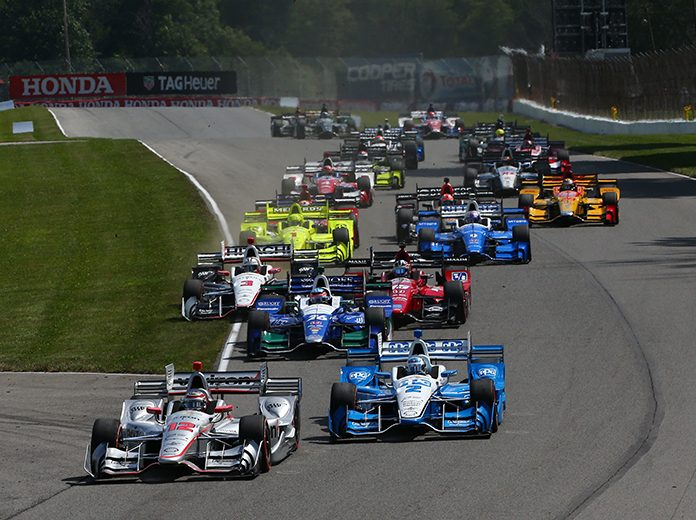 Television Schedule Set For IndyCar Series