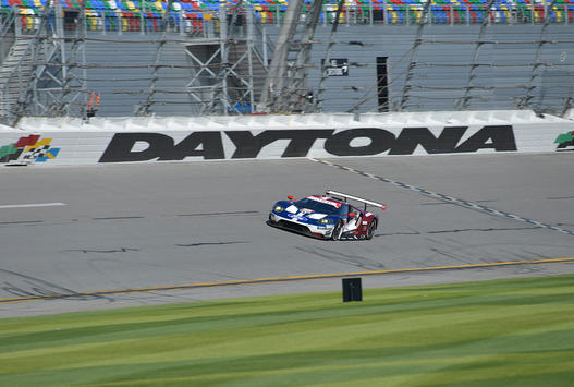 """Twenty-Four Premiere at ONE DAYTONA"" Set for January 24"