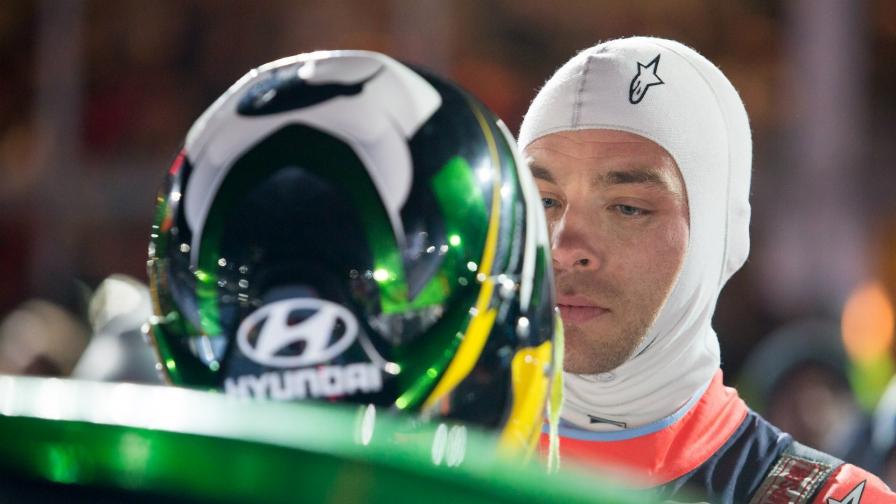 Sweden stars' WRC sabbatical