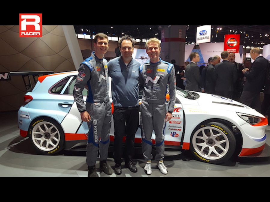 Experienced Herta Team Takes on PWC's TCR Challenge