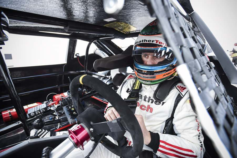 Exclusive interview: Louis-Philippe Dumoulin Nascar Pinty's driver