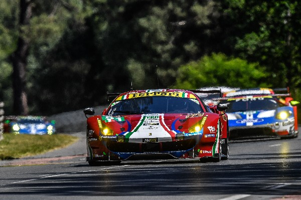 24 HOURS OF LE MANS – EIGHT FERRARIS TO START THE SARTHE CLASSIC