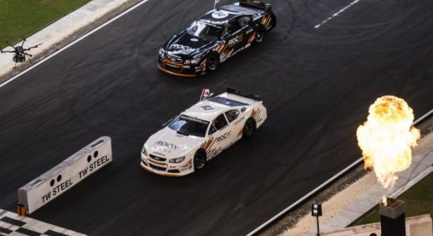 Euro NASCAR Cars Ready To Rock The ROC