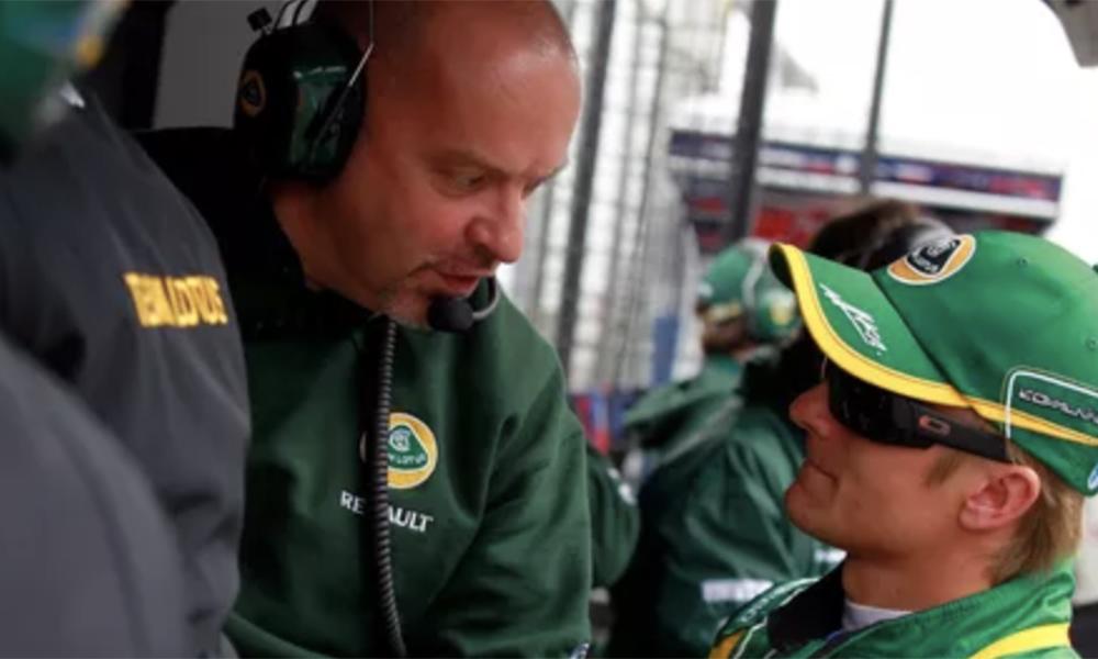Ex-F1 Designer Gascoyne Working with Dragon Racing