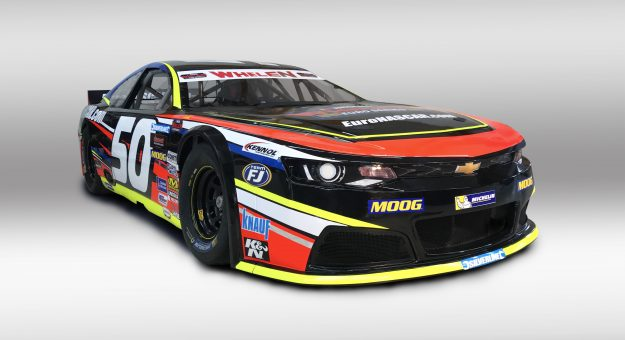 The new Chevrolet Camaro introduced in NWES !