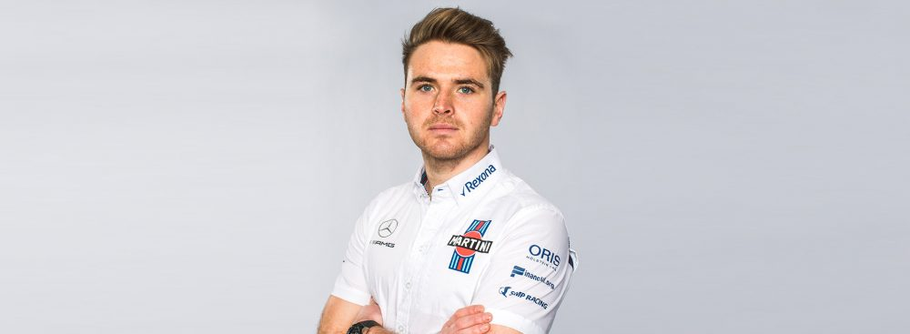 WILLIAMS MARTINI RACING Signs Oliver Rowland as Official Young Driver